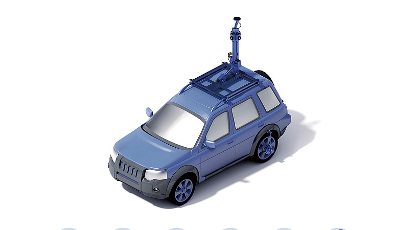 Mobile mapping system – BDStar Navigation Products Division